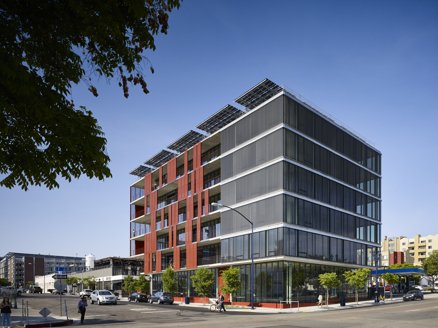 BNIM San Diego Moves to Makers Quarter Block D