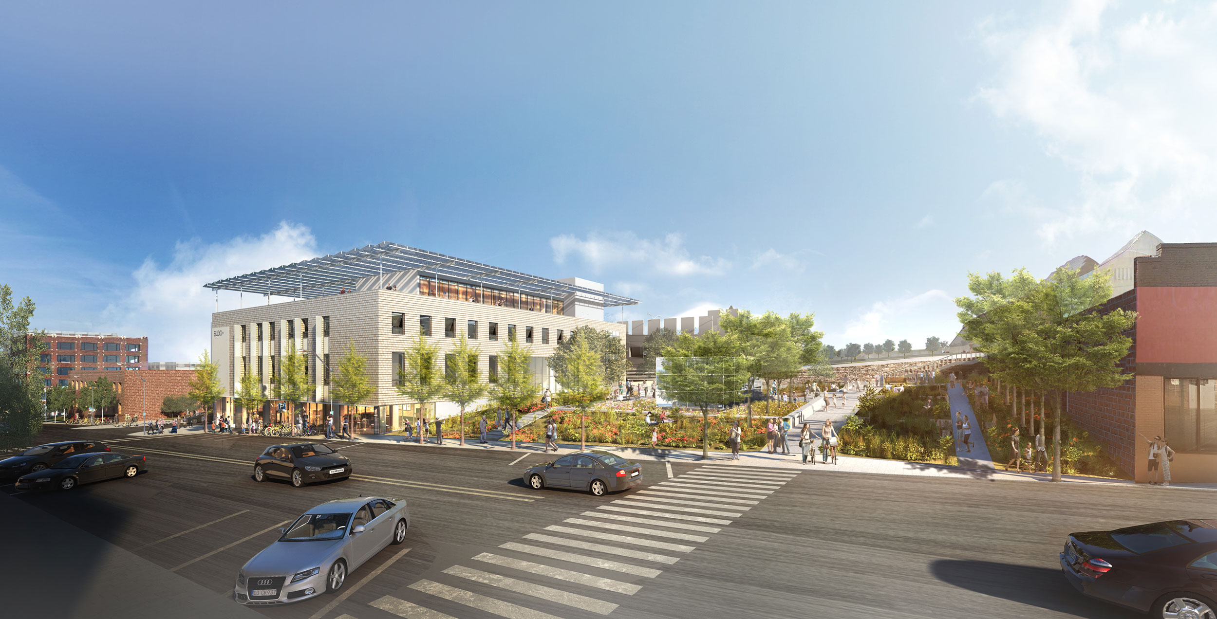 BNIM to Abandon Headquarters Project