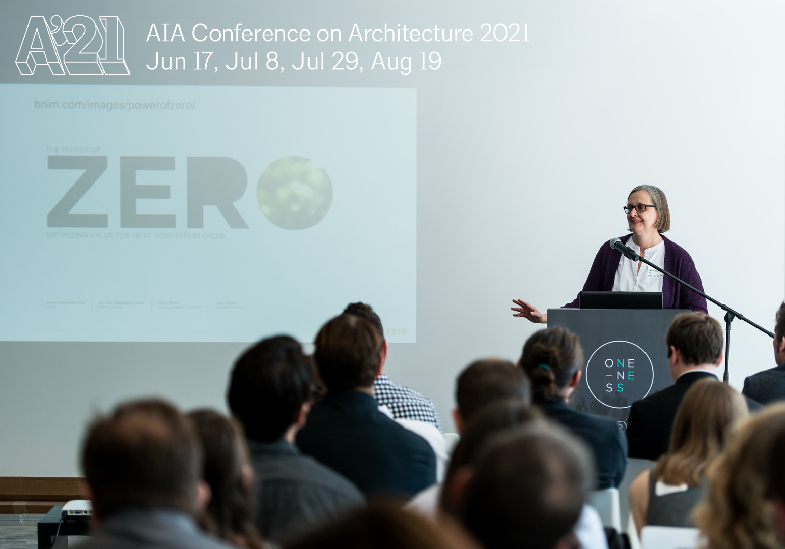 Laura Lesniewski to moderate Keynote Panel at AIA Conference on Architecture 2021: Selling Sustainability to Your Clients