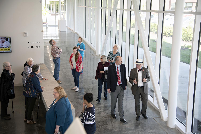 JCCC Fine Arts + Design Studios (FADS) Building Opens