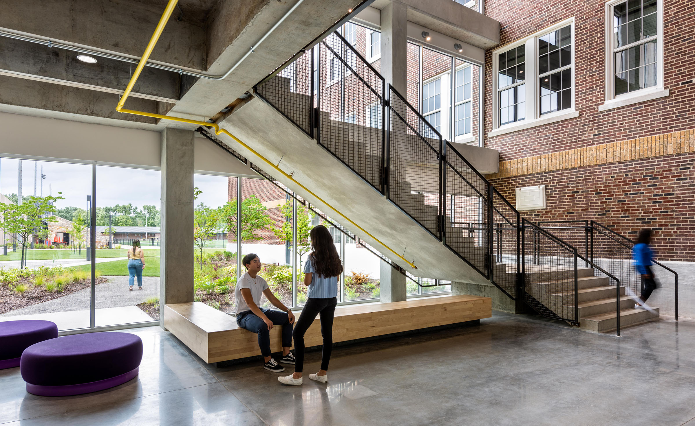 Design for Education + Equity: The Renovation of North Kansas City High School