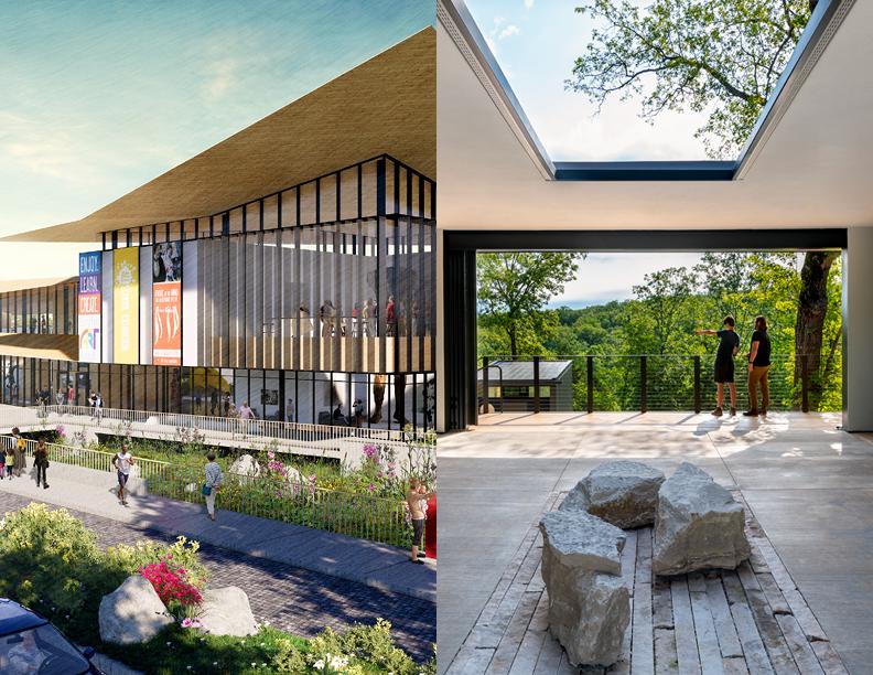 Springfield Art Museum and MSU Ozarks Education Center recipients of AIA Springfield Design Awards