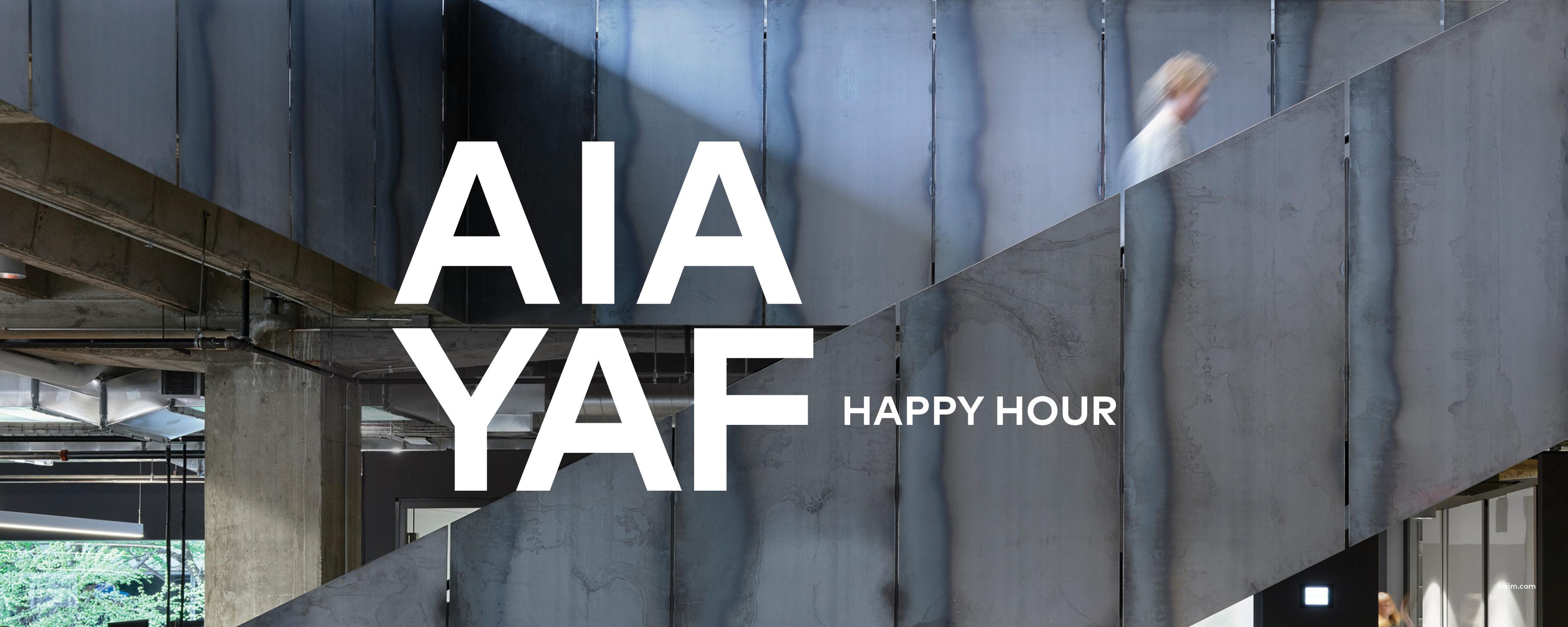 YAF Happy Hour at BNIM