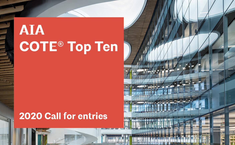Bob Berkebile to serve as a juror for the 2020 AIA COTE Top Ten Awards