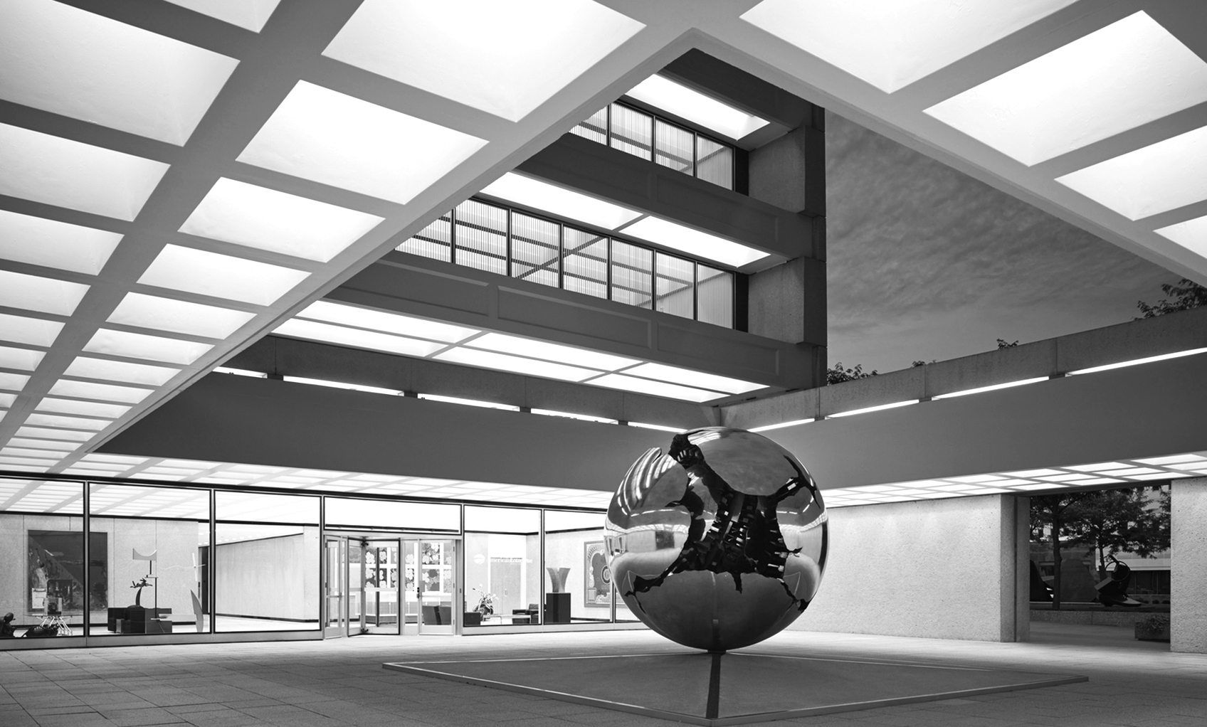 American Enterprise Group National Headquarters wins a Modernism in America Award from Docomomo US