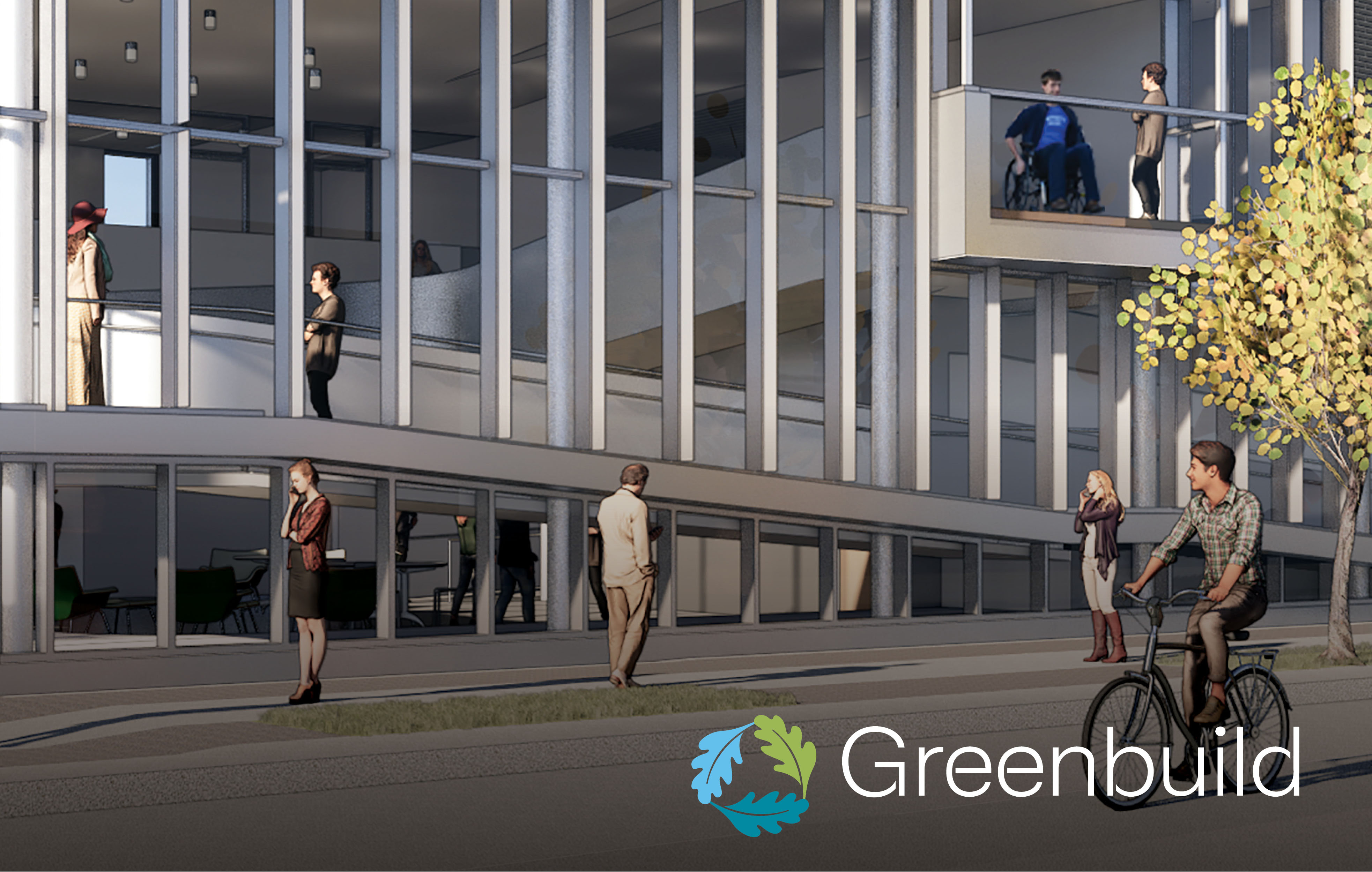 BNIM presenting at Greenbuild 2020