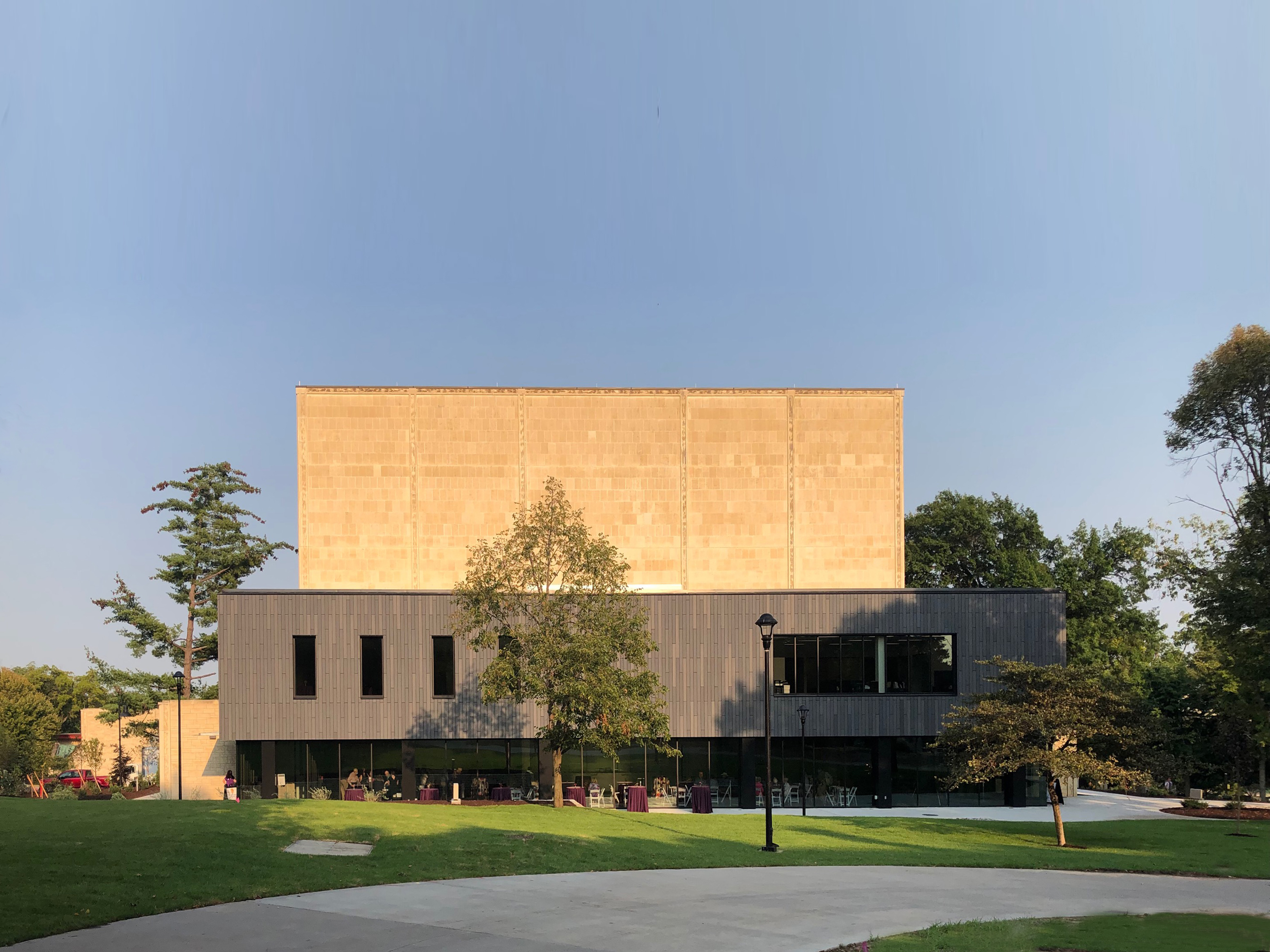 McCain Auditorium at Kansas State University Opens