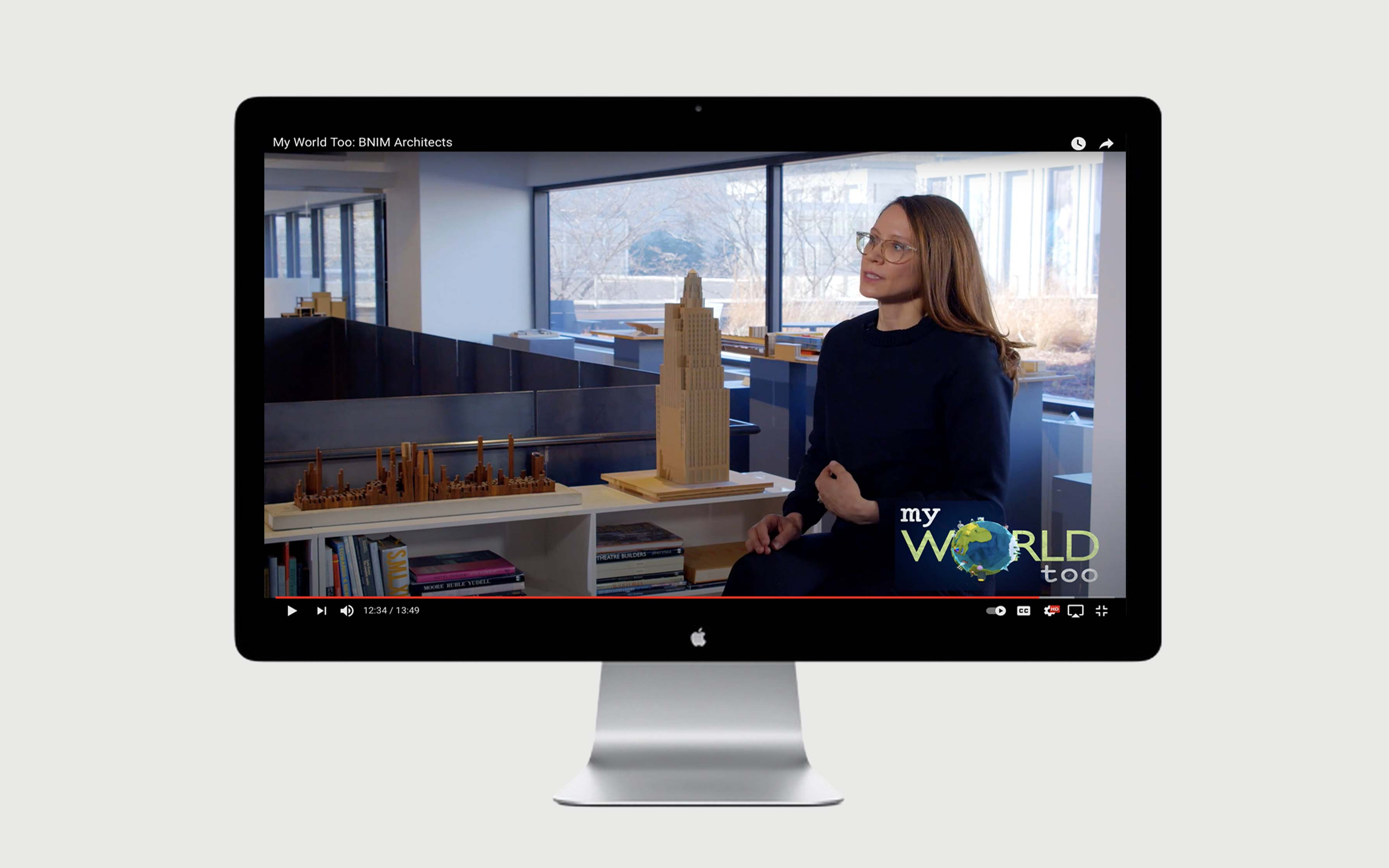 My World Too: BNIM Architects to Air on PBS Nationwide