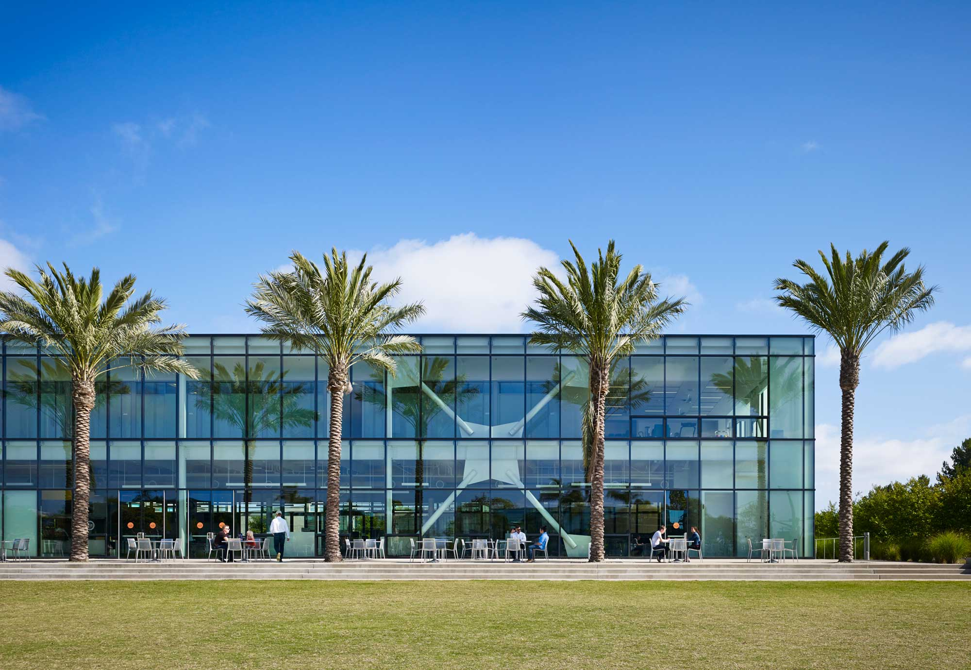 Pacific Center Campus recognized with Architizer A+Award Special Mention
