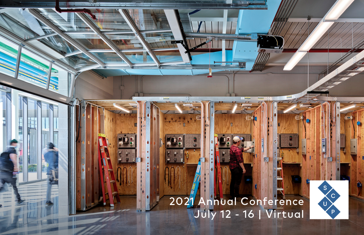 BNIM Presents at SCUP 2021 Annual Conference