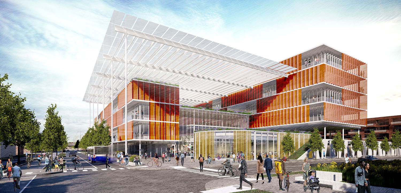 Restoring Urban Fabric through Innovation
