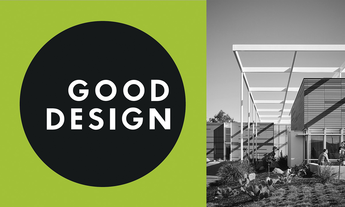 Palomar Community College Maintenance + Operations Complex receives a 2020 Green GOOD DESIGN® Award