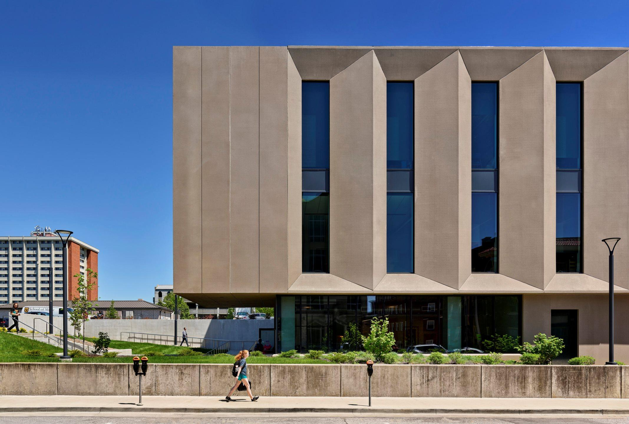 Finding Creative Synergies at University of Missouri-Columbia's Sinquefield Music Center