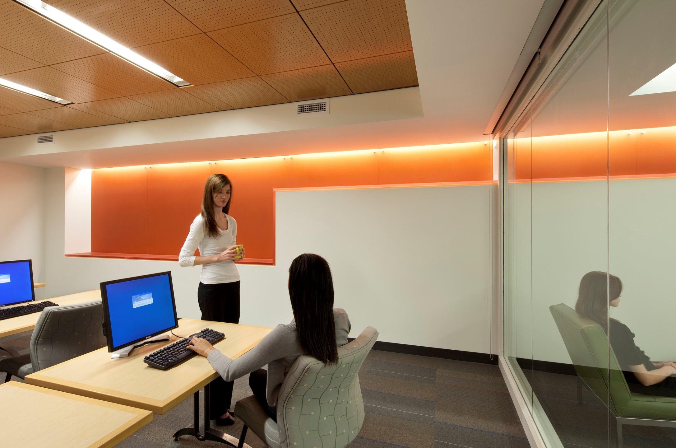 Beau Administrative Office Renovation | BNIM