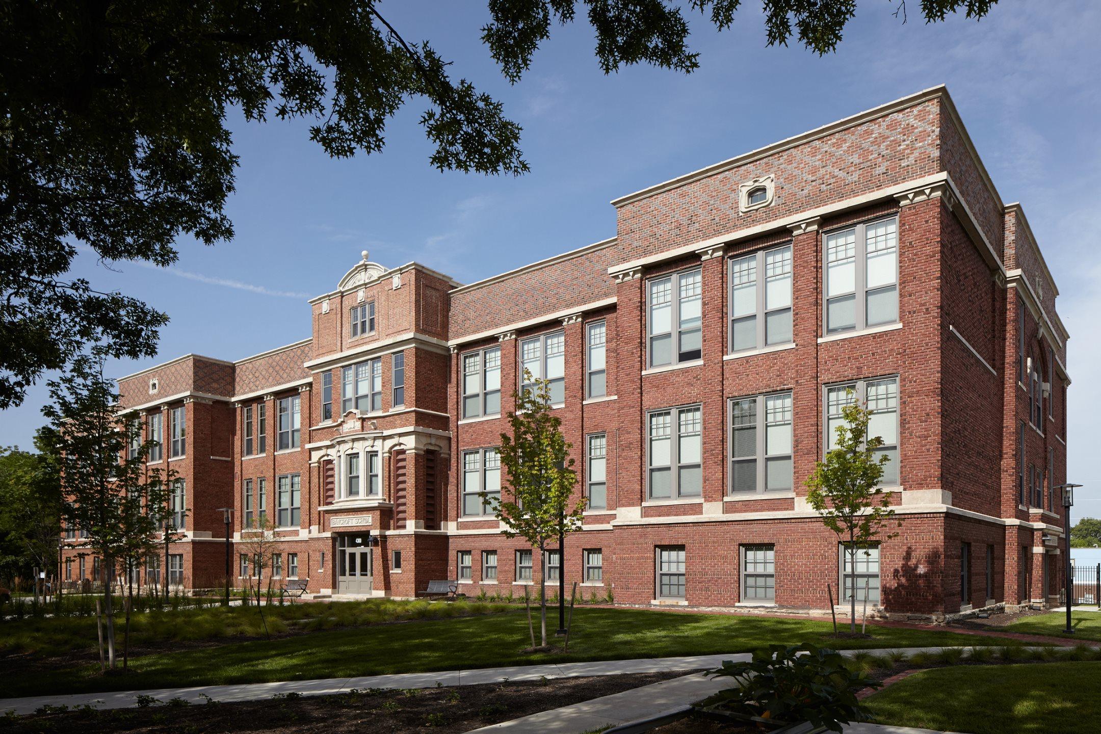Bancroft School Redevelopment