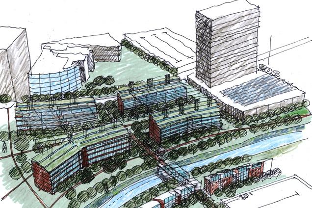 Central Campus Master Plan | BNIM