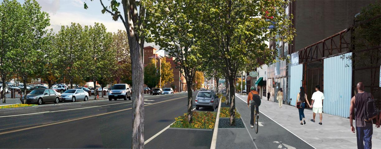 Grand Boulevard Streetscape Plan Bnim