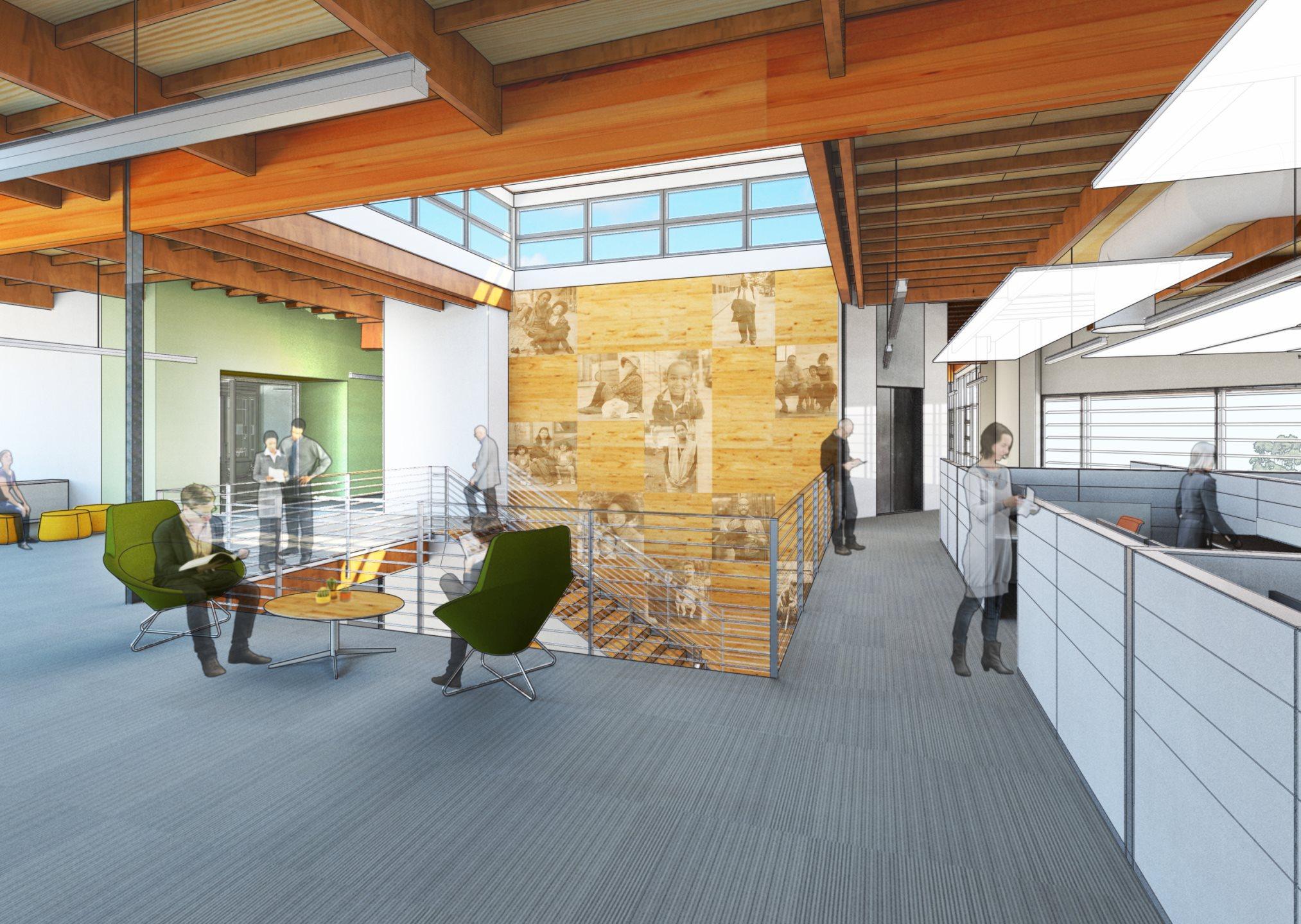 SD County   Housing And Community Development Office Renovation | BNIM