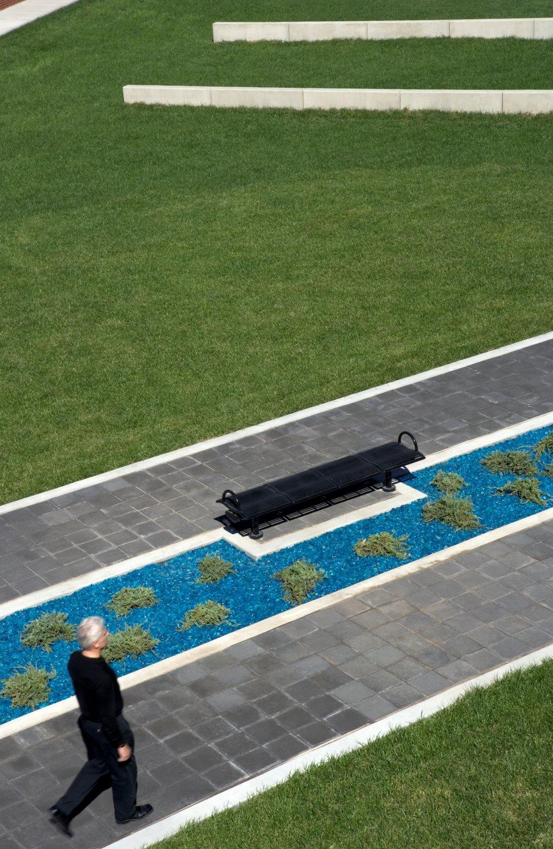 Internal Revenue Service Kansas City Campus Landscape Bnim