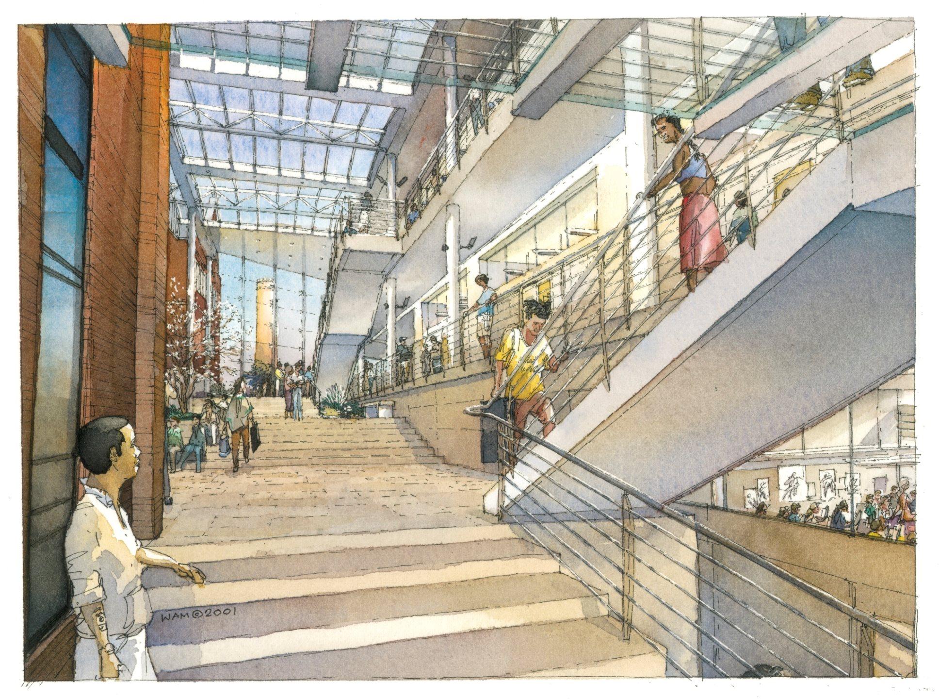 Kansas City Art Institute Campus Master Plan | BNIM