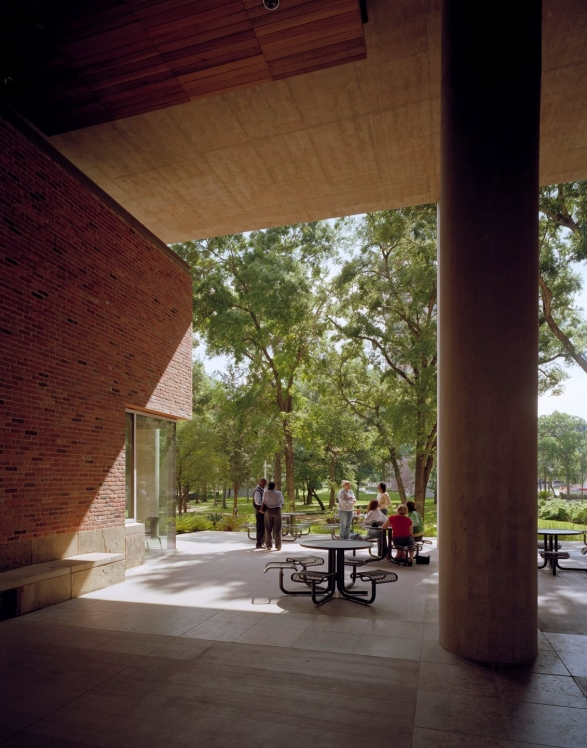 Nursing Schools In San Antonio >> School of Nursing and Student Community Center | BNIM