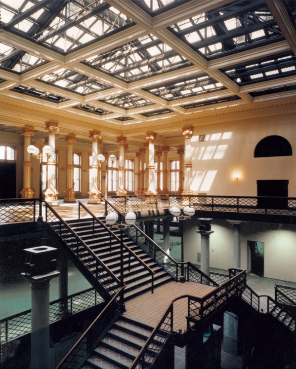 Cost To Remodel A Kitchen: St. Louis Old Post Office Renovation