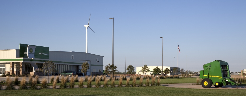 New Bti Greensburg Dealership Receives Platinum Leed Certification
