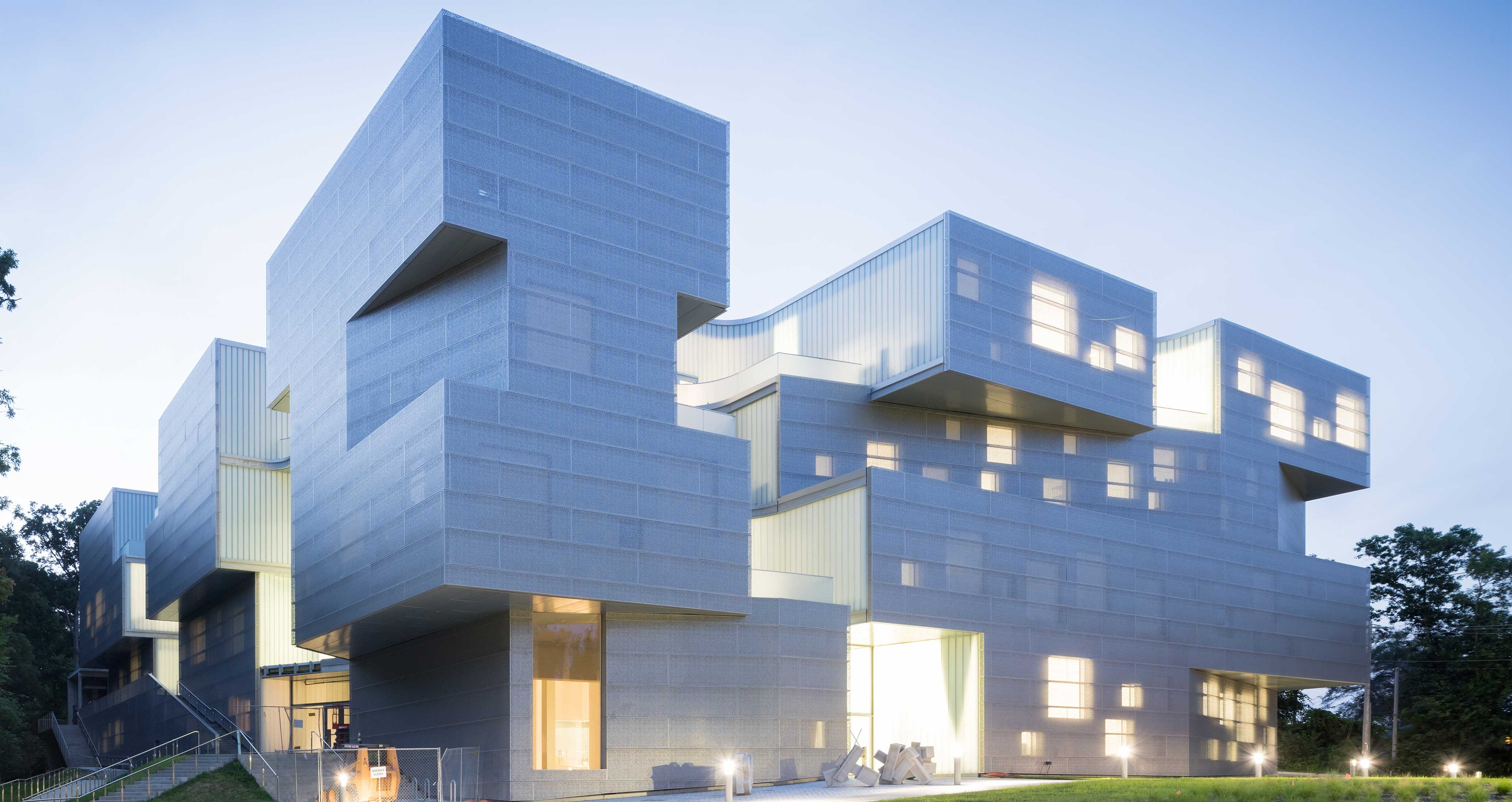 BNIM Architects Together with Steven Holl Architects Celebrate ...